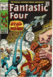 Fantastic Four #114, 4.0 or Better