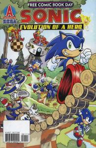 Sonic the Hedgehog FCBD #2009 VF; Archie | save on shipping - details inside