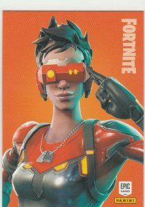 Fortnite Cipher 163 Rare Outfit Panini 2019 trading card series 1