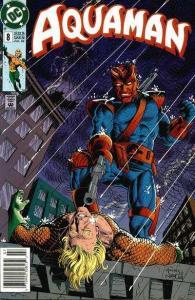 Aquaman (1991 series) #8, NM (Stock photo)