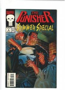 Punisher Summer Special #3 VF+ 8.5 Marvel Comics 1993