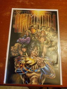 Arcanum #1 (1997)