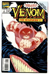 VENOM: The Madness #1-1993 Juggernaut Comic Book NM-