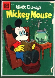 Mickey Mouse #45 (1955)