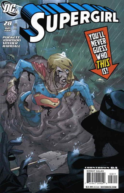 Supergirl (4th Series) #28 VF/NM; DC | save on shipping - details inside