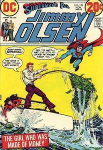 Superman's Pal Jimmy Olsen (1954 series) #154, Fine (Stock photo)