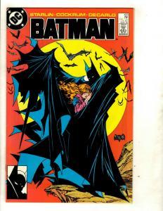 Batman # 423 VF/NM DC Comic Book Joker Robin Catwoman Penguin Poison Ivy SM8