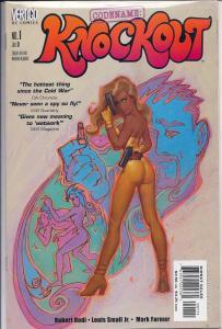 Codename Knockout TPB (2010 DC/Vertigo) #1-1ST NM