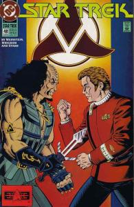 Star Trek (4th Series) #48 VF/NM; DC | save on shipping - details inside