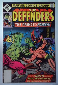 The Defenders #52 (1977)