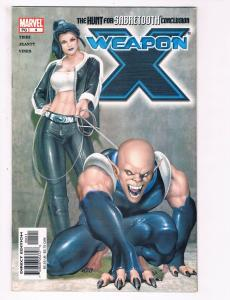 Weapon X # 4 NM Marvel Comic Book Wolverine X-Men Cyclops Magneto S80