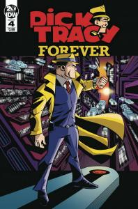 DICK TRACY FOREVER (2019 IDW) #4 PRESALE-07/31