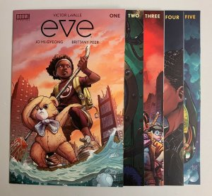 Victor LaValle's Eve #1-5 Set (Boom! 2021) 1 2 3 4 5 (9.2+)