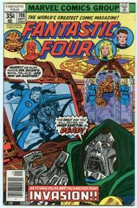 Fantastic Four 198 Sep 1978 FI- (5.5)