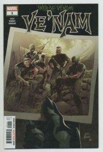 Web of VENOM, VE'NAM #1, NM, Cates, 2018, more Marvel in store