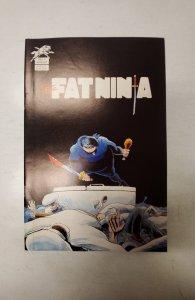 Fat Ninja #1 (1986) NM Silver Wolf Comic Book J718