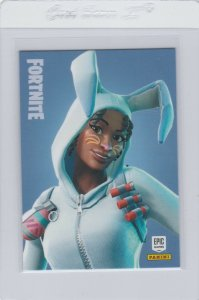 Fortnite Bunny Brawler 205 Epic Outfit Panini 2019 trading card series 1