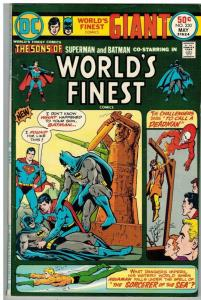 WORLDS FINEST 230 (GIANT) VG-F (NOT 100 PAGES) COMICS BOOK