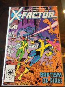 X-factor#1