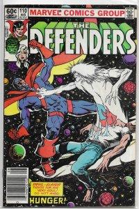 Defenders  vol. 1   #110 GD