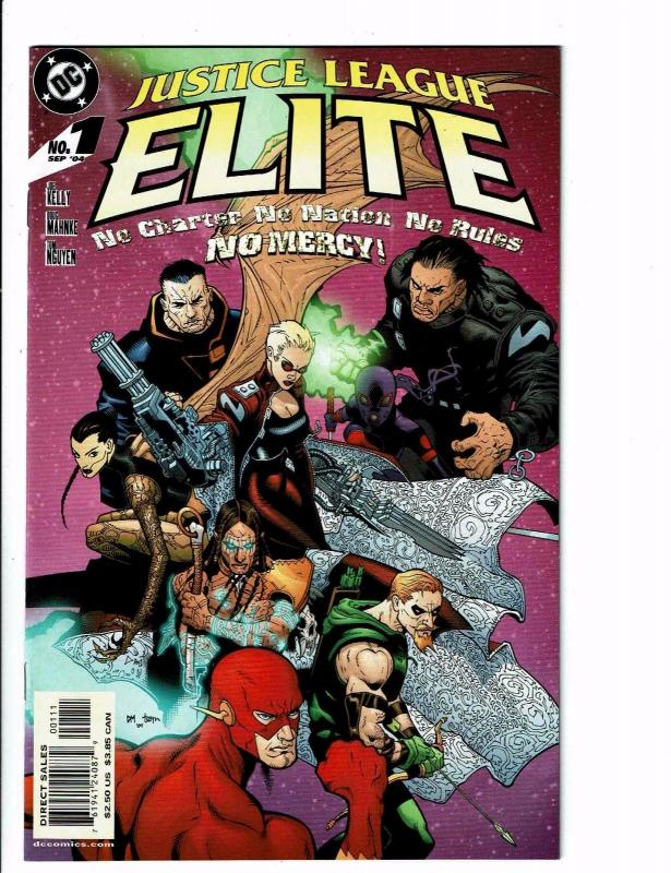 Elite dc magazine