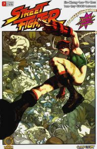 Street Fighter (Image) #7A FN; Image | save on shipping - details inside