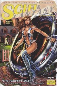 Sci-Fi and Fantasy Illustrated #1, NM + (Stock photo)