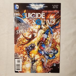 Suicide Squad 11 Very Fine Cover by Ken Lashley