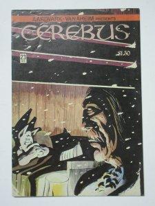 Cerebus the Aardvark (A Vanaheim December 1980) #23 Dave Sim 1st Printing!