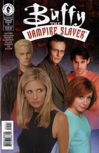 Buffy the Vampire Slayer #25SC FN; Dark Horse | save on shipping - details insid