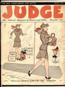 Judge Magazine August 1947- Hank Ketcham