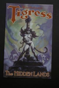 Tigress/Cavewoman San Diego Con Jam Book 2002