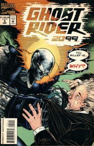Ghost Rider 2099 #5 (Marvel, 1994) NM-