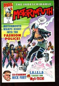 Motormouth & Killpower #1 (1992)