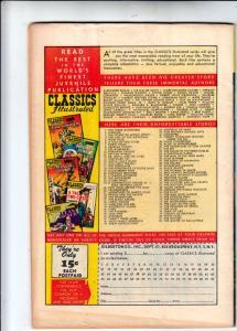 Classics Illustrated #82 (Apr-51) FN- Mid-Grade