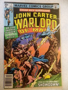 JOHN CARTER WARLOARD OF MARS # 7