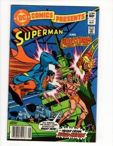 DC Comics Presents #45 (VF) Superman Firestorm DC