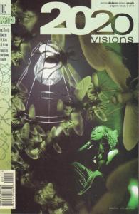 2020 Visions #11, VF- (Stock photo)
