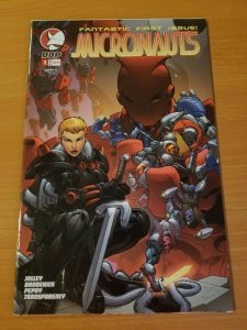 Micronauts #1B ~ NEAR MINT NM ~ (2004, Devil's Due Publishing Comics)