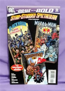 Mark Waid Brave and the Bold #9 STAR STUDDED SPECTACULAR George Perez (DC, 2008)