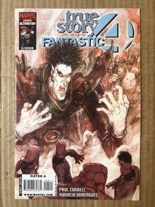 Fantastic Four: True Story #4 (2009)