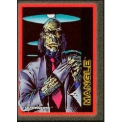 1993 Skybox Ultraverse: Series 1 MANGLE #65