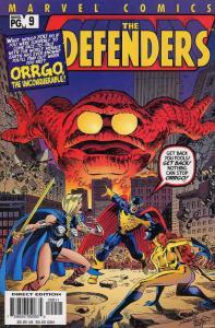 Defenders (Vol. 2) #9 VF/NM; Marvel | save on shipping - details inside