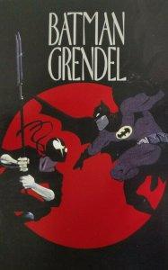 Batman / Grendel Ashcan Cover Vol 1 DC Comics One Shot 1993 Issue NM