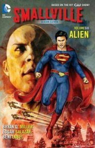 Smallville: Alien TPB #6 VF/NM; DC | save on shipping - details inside