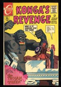Konga's Revenge #1 VG/FN 5.0