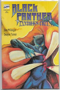 Black Panther  : Panther's Prey   #4 of 4 VF