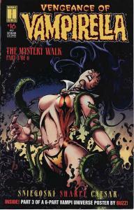 Vengeance of Vampirella #16 FN; Harris | save on shipping - details inside