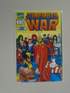 Infinity War (1992) #1, 9.4 (1992)