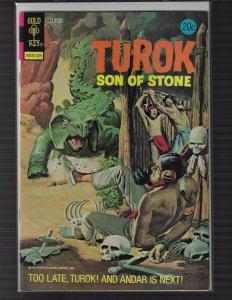 Turok, Son of Stone #86 (Gold Key, 1973)